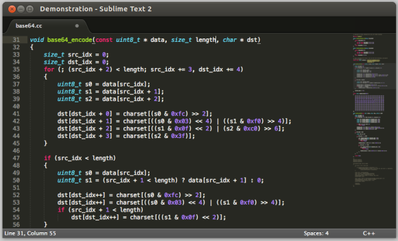 Sublime text0