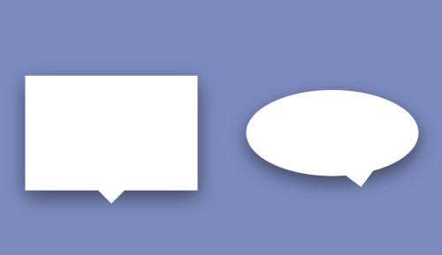 Bocadillo CSS estilo cómic con flecha