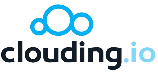 Clouding logo