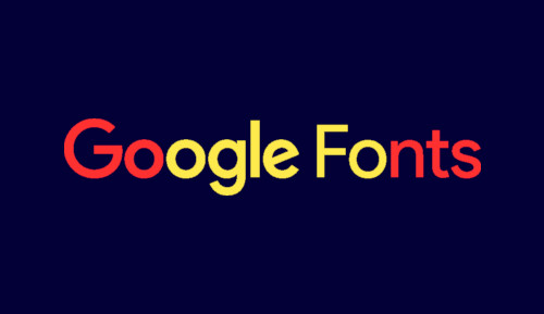 Google fonts Castellano